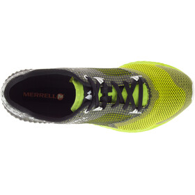Merrell All Out Crush 2 Shoes Men Black/Speed Green